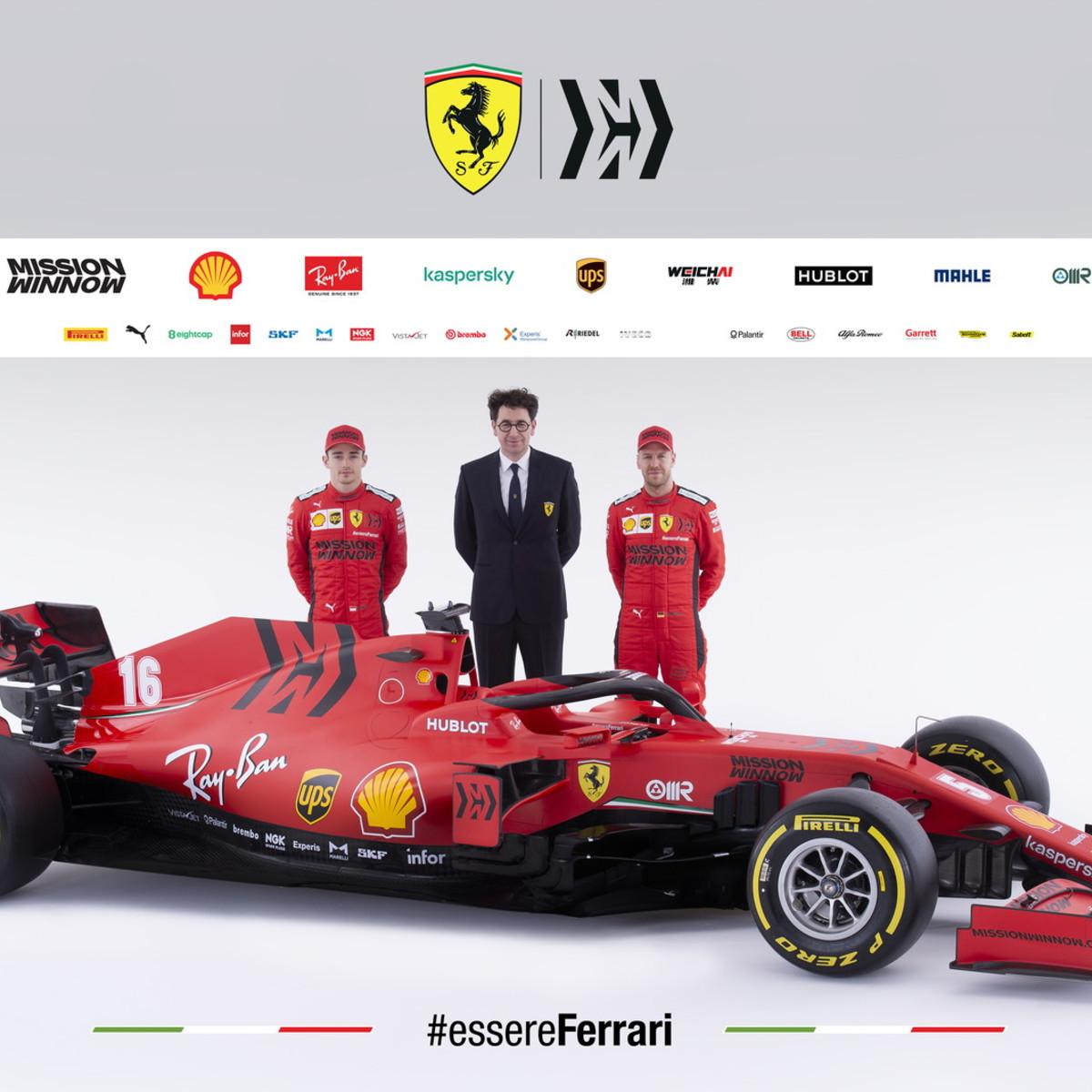 """Ferrari, Binotto: """"La SF1000 è una vettura estrema"""""""