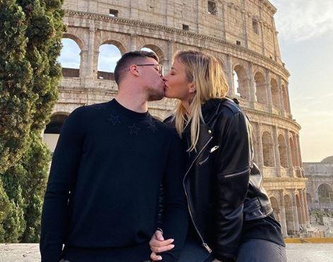Sofija Milosevic, ex di Adem Ljajic, ora è la compagnadi Luka Jovic, attaccante del Real Madrid: i due stanno passando assieme le vacanze...