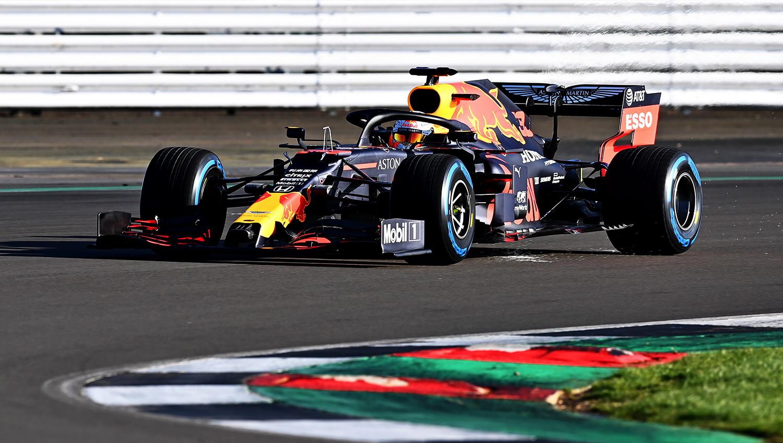 Ecco la nuova monoposto di Verstappen e Albon.
