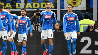 Inter-Napoli, le pagelle: magia di Fabian Ruiz, Lukaku-Lautaro in ombra