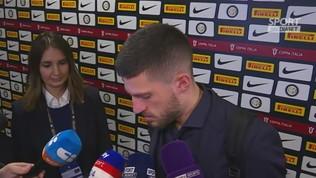 """Inter,""""Biraghi: """"Non meritavamo la sconfitta"""""""