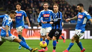 Lampi di Eriksen: entra e accede l'Inter. Ora Conte che fa?