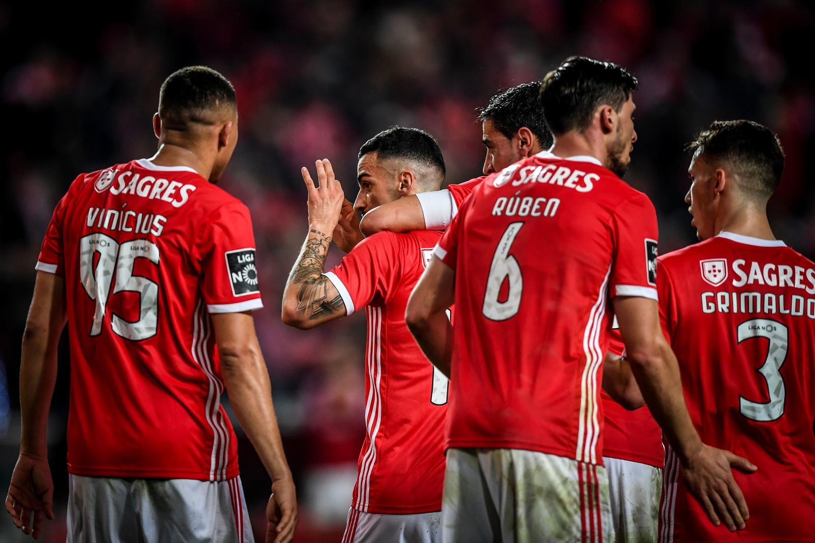 2) Benfica: +166 milioni (64 spesi, 230 guadagnati)