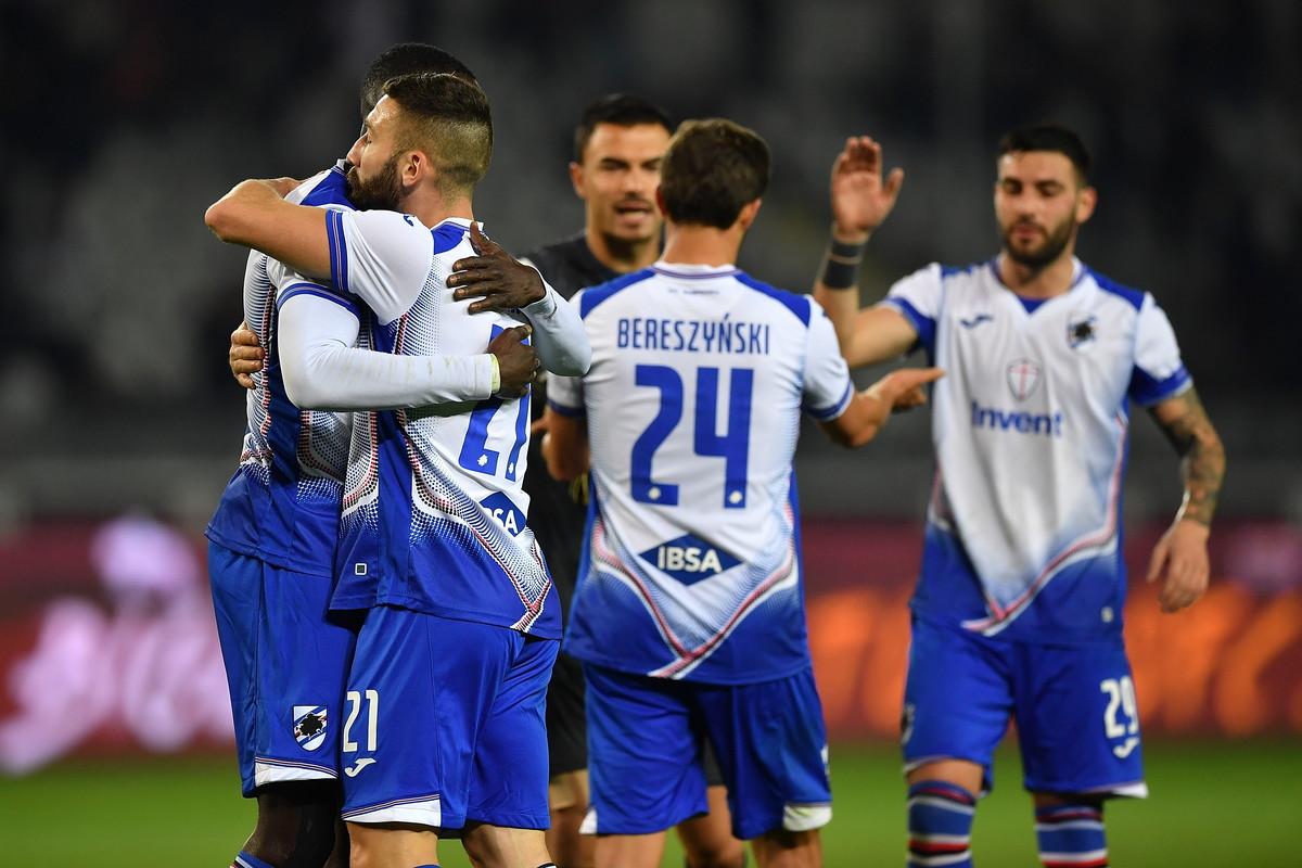 8) Sampdoria +57 milioni (42 spesi, 99 guadagnati)