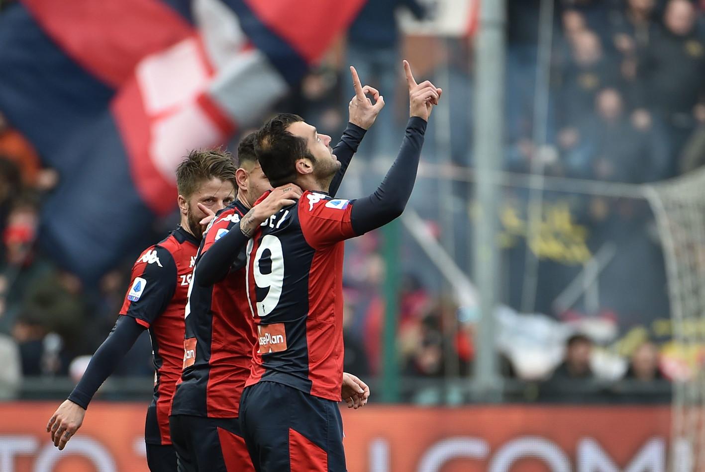 17) Genoa +40 milioni (43 spesi, 83 guadagnati)