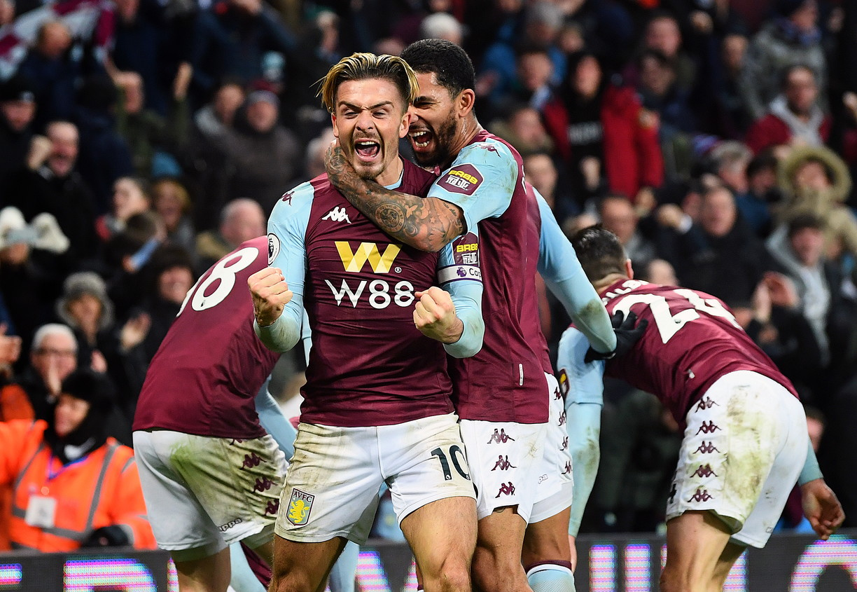 2) Aston Villa -169 milioni (172 spesi, 3 guadagnati)