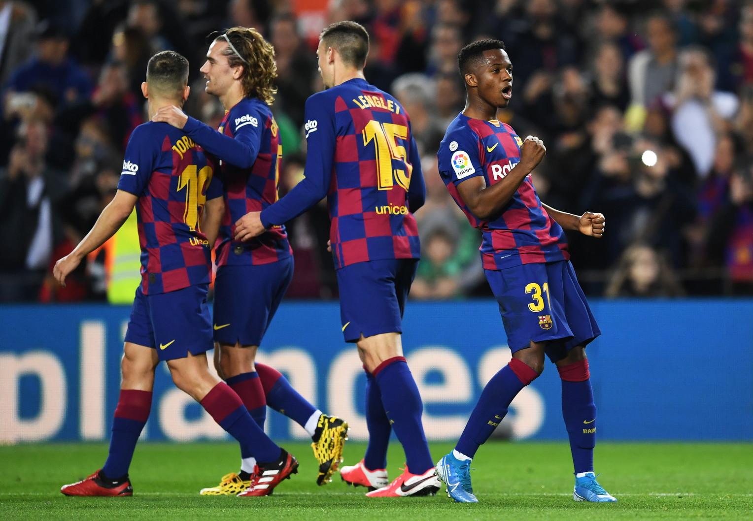 3) Barcellona -168 milioni (288 spesi, 122 guadagnati)