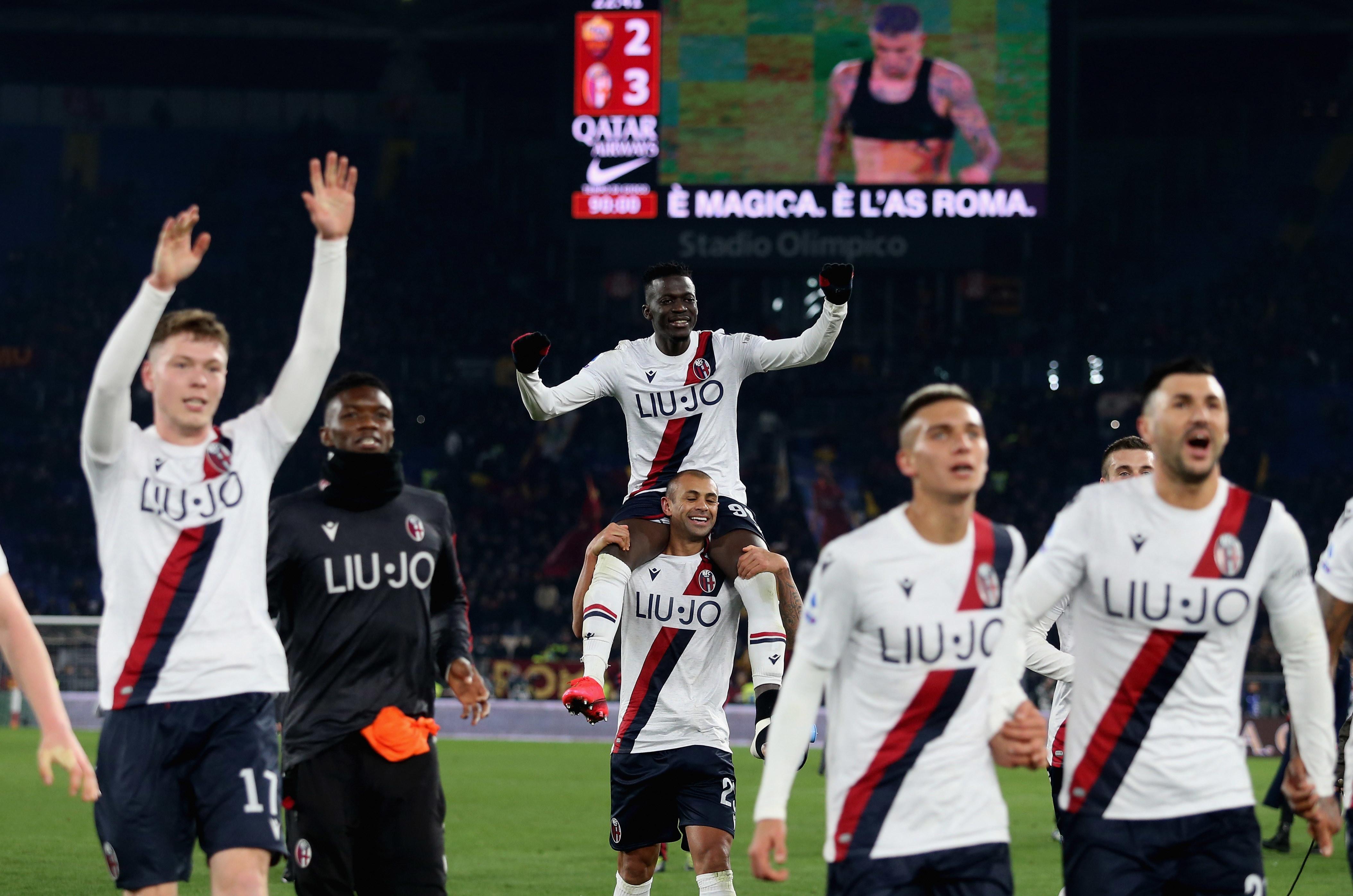 16) Bologna -71 milioni (96 spesi, 25 guadagnati)