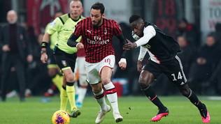 Milan acciuffato nel recupero, Ronaldo salva Sarrial 91'