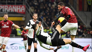 Milan-Juve, Valeri fuori fase: voto 4