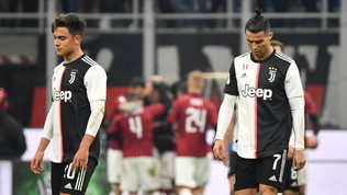 Juve, allarme Champions : segna solo Ronaldo e il gioco latita