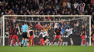 L'Atletico rallenta ancora,il Valencia lo rimonta due volte