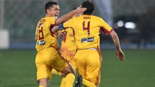Colpo del Cittadella, il Pescara si allontana dai playoff