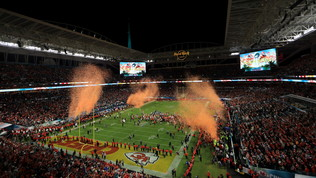 """Il Super Bowl 2020 in 60 secondi: """"È successo davvero"""""""