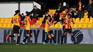 Serie B: il Benevento supera 2-1 il Pordenone. Lo Spezia batte l'Ascoli e resta a -17, perde il Crotone