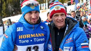 Mondiali biathlon, Loginov re della 10 km