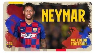 Il Barcellona annuncia Neymar! Hackerati i profili dei blaugrana