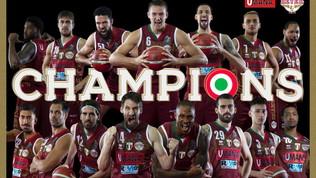 Festa Venezia, la Coppa è della Reyer: Brindisi si arrende