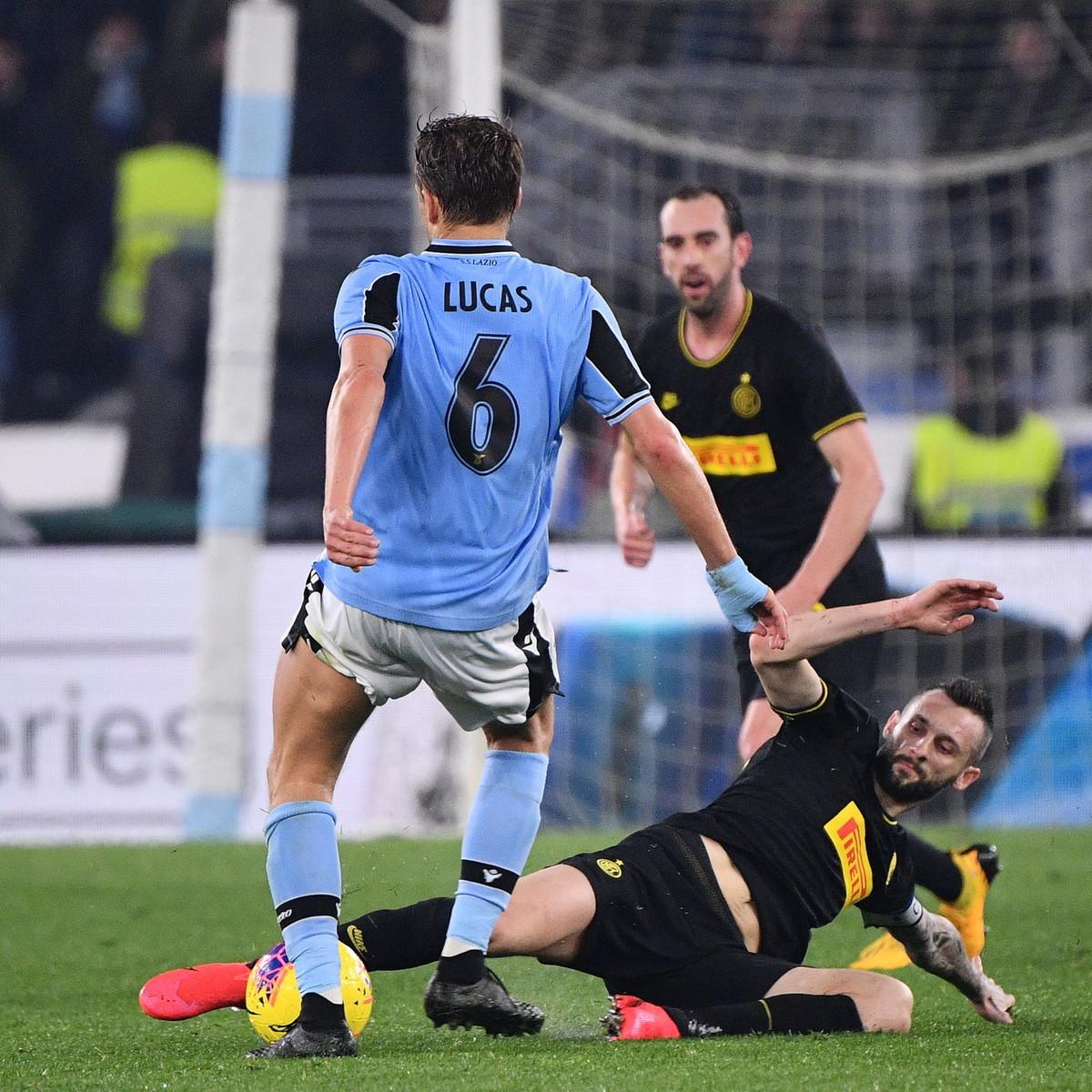 Serie A, Lazio-Inter 2-1: Immobile e Milinkovicribaltano Conte