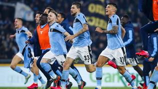 Gioco, carattere e... rigori: Lazio da scudetto