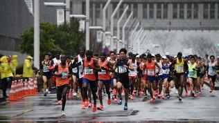 Il Coronaviruscancella la maratona di Tokyo per gli amatori