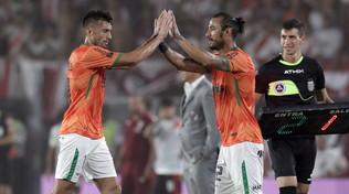 Osvaldo in campo dopo oltre 3 anni: sfiora l'eurogol