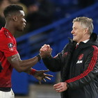 """Manchester United, Solskjaer sbotta: """"Pogba è nostro, non di Raiola"""""""