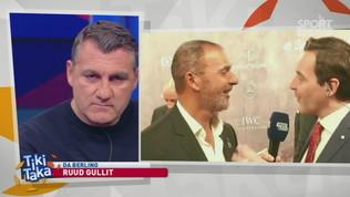 """Gullit: """"Milan, devi ripartire da Boban e Maldini"""""""