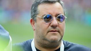 """Juve, senti Raiola: """"Solskjaer offensivo, Pogba non è proprietà dello United"""""""