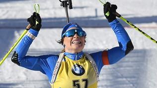 Dorothea Wierernella leggenda: vinto un altro oro!
