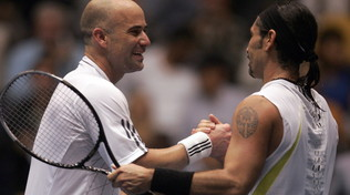 "Rios shock: ""Agassi si dopava, l'ATP lo ha coperto 4 volte"""
