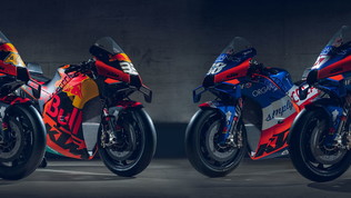 La Ktm rilancia la sfida alla MotoGP