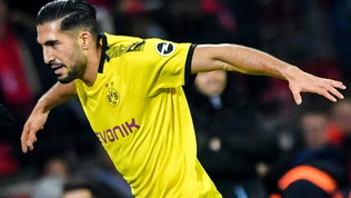 Il Dortmund riscatta Emre Can: plusvalenza da 12,4 mln per la Juve