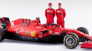 F1, test Barcellona: Vettel sta male, Leclerc in pista