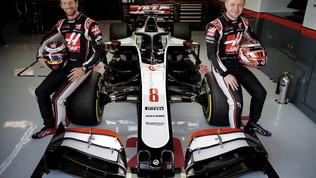 La Haas spera nella VF-20 per il rilancio