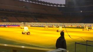 Valencia, esposto alla Uefa per le condizioni di San Siro