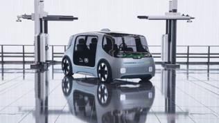 Project Vector, il futuro della mobilità autonoma secondo Jaguar