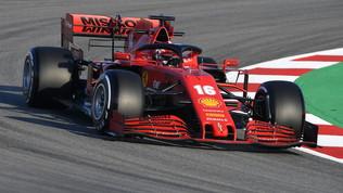 Subito dominio Mercedes con Hamilton e Bottas, Leclerc ultimo
