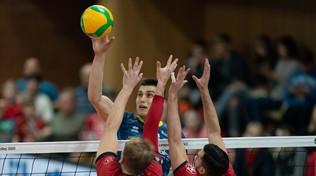 Tutte le italiane ai quarti: Trentino vince 3-2 contro ilBudějovice