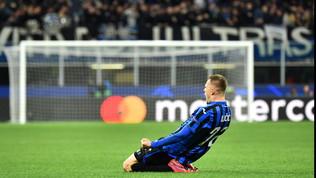 """Champions, Ilicic: """"Il mio gol? La cosa più difficile era lo stop..."""""""