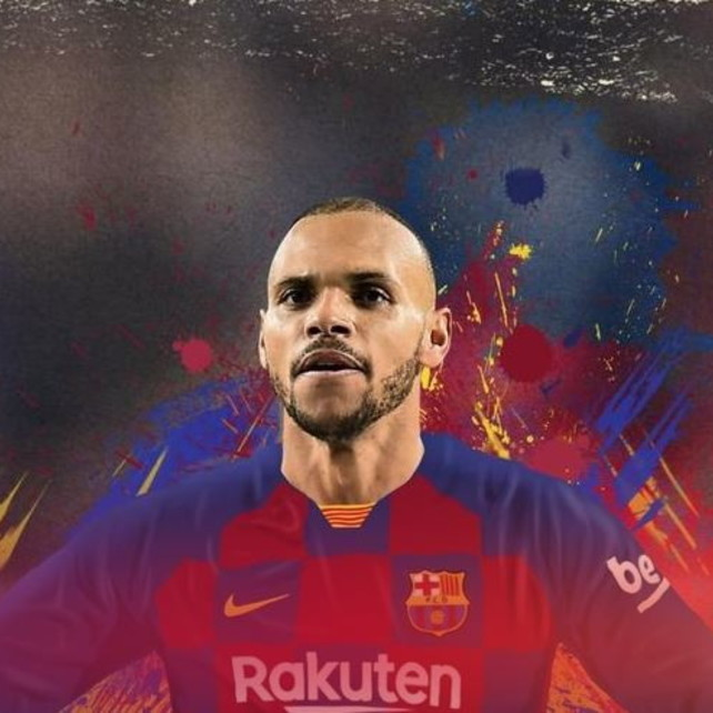 Barça, colpo d'emergenza:preso Braithwaite per 18 milioni