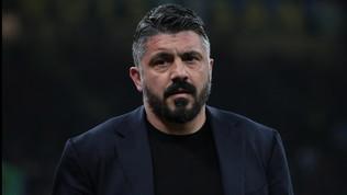 """Gattuso: """"Meglio l'Europa League che battere il Barça"""""""