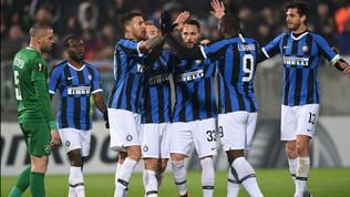 Prima perla di Eriksene Lukaku: l'Inter passa in Bulgaria e vede gli ottavi