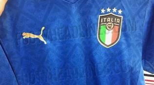 Italia, le divise per Euro 2020