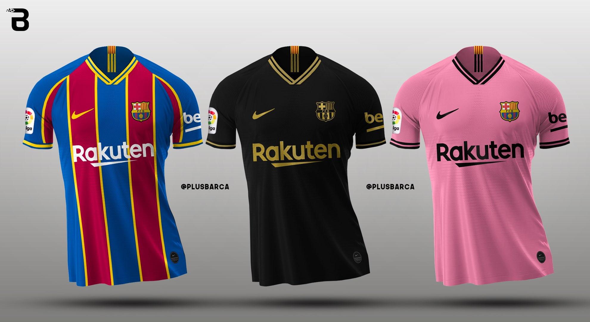 Barcellona, ecco le divise per la prossima stagione | Foto ...