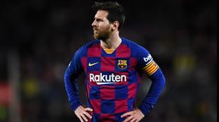 """""""Messi non gioca?Quel bastardo si riposa durante le partite..."""""""