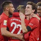 Bundesliga: il Bayern batte il Paderborn 3-2, all'Allianz Arena decide la doppietta di Lewandowski
