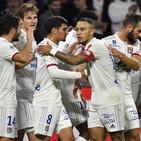 Ligue 1: il Lione si rialza prima della sfida alla Juventus, Metz sconfitto 2-0