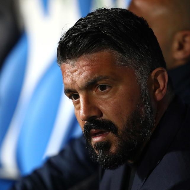 """Gattuso: """"C'è uno spirito diverso. Il Barcellona? Non ci dormo..."""""""