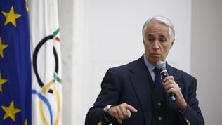 """Malagò: """"Coronavirus? Lo sport si fermi nelle zone a rischio"""""""